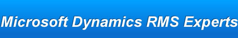 Microsoft Dynamics RMS Experts